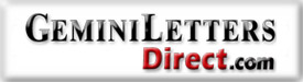 GeminiLettersDirect.com